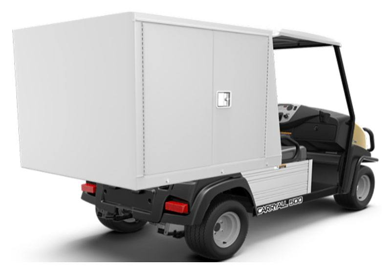 2019 Club Car Carryall 500 Facilities-Engineering with Van Box System Gas in Bluffton, South Carolina - Photo 2