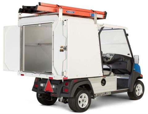 2019 Club Car Carryall 500 Facilities-Engineering with Van Box System Gas in Bluffton, South Carolina