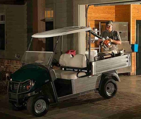 2019 Club Car Carryall 500 Gasoline in Aulander, North Carolina