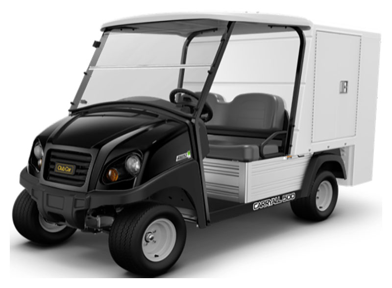 2019 Club Car Carryall 500 Housekeeping Electric in Kerrville, Texas - Photo 1