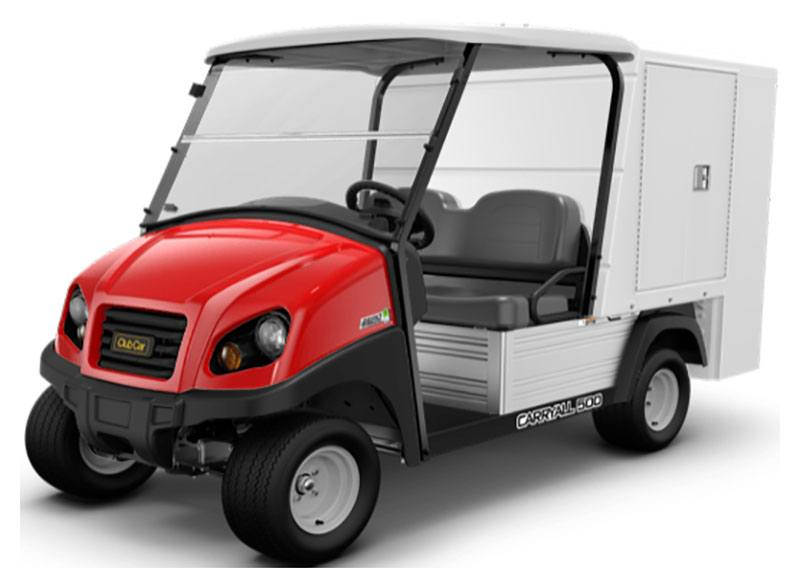 2019 Club Car Carryall 500 Housekeeping Electric in Douglas, Georgia - Photo 1