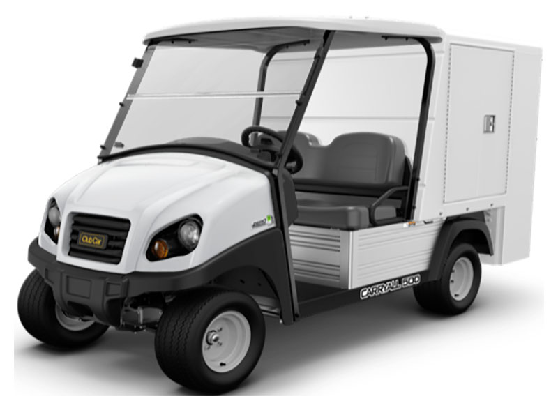 2019 Club Car Carryall 500 Housekeeping Electric in Lakeland, Florida