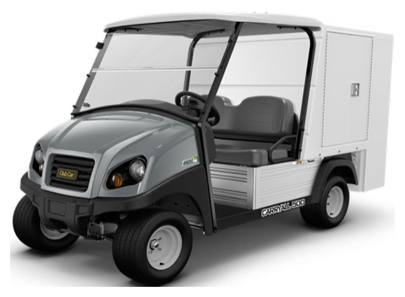 2019 Club Car Carryall 500 Housekeeping Gas in Brazoria, Texas - Photo 1