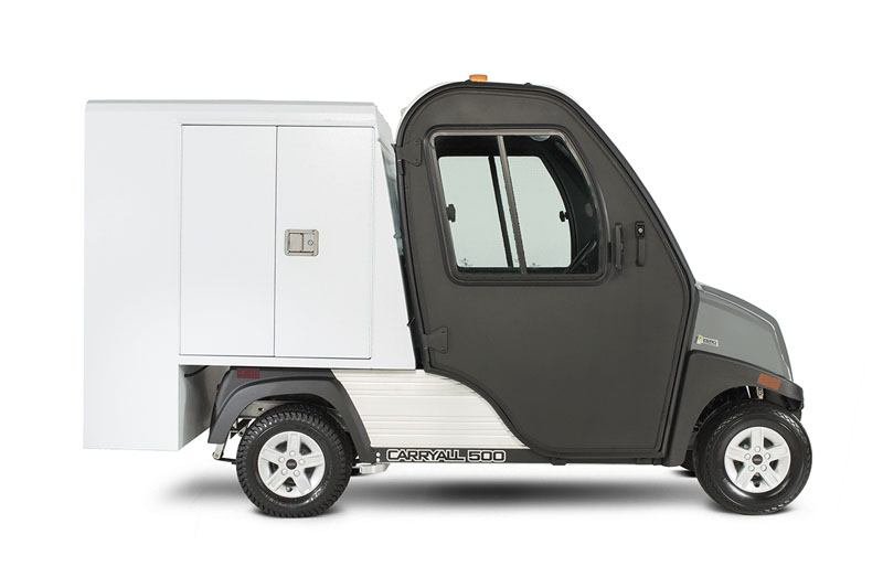 2019 Club Car Carryall 500 Housekeeping Gas in Bluffton, South Carolina