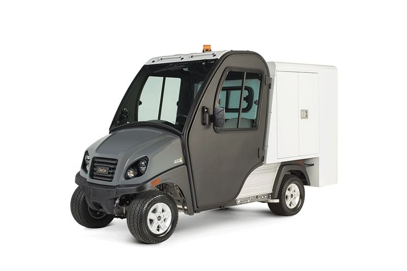 2019 Club Car Carryall 500 Housekeeping Gas in Kerrville, Texas