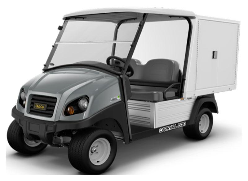 2019 Club Car Carryall 500 Room Service Electric in Bluffton, South Carolina
