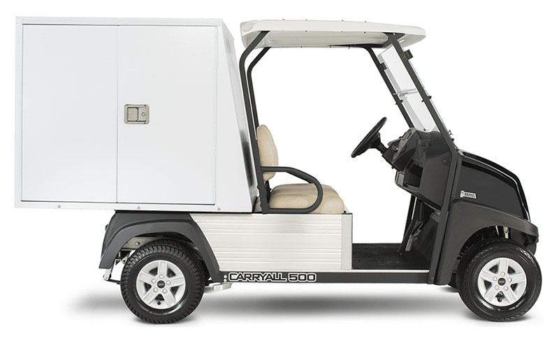 2019 Club Car Carryall 500 Room Service Gas in Kerrville, Texas