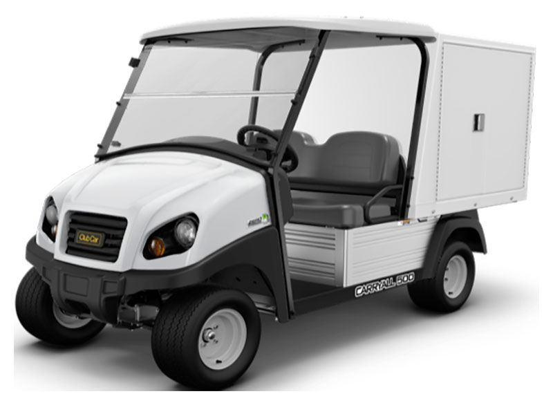 2019 Club Car Carryall 500 Room Service Gas in Aitkin, Minnesota