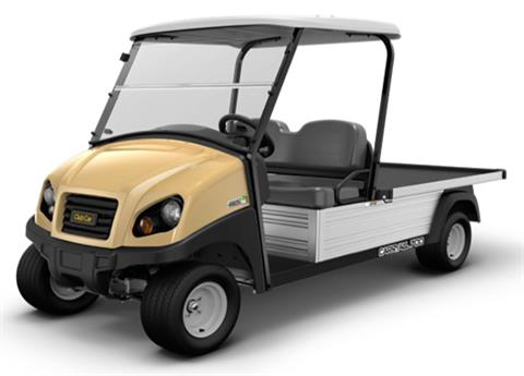 2019 Club Car Carryall 700 Facilities-Engineering Vehicle with Tool Box System Electric in Aitkin, Minnesota