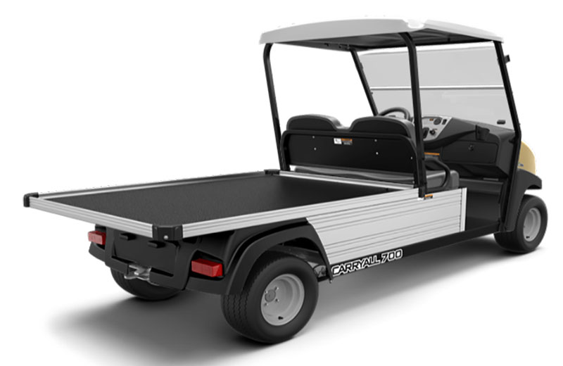 2019 Club Car Carryall 700 Facilities-Engineering Vehicle with Tool Box System Electric in Lakeland, Florida