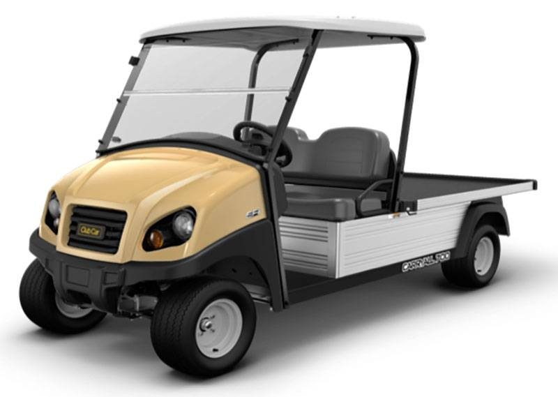 2019 Club Car Carryall 700 Facilities-Engineering Vehicle with Tool Box System Gas in Lakeland, Florida - Photo 1