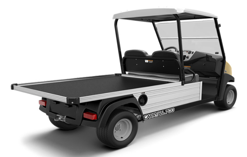 2019 Club Car Carryall 700 Facilities-Engineering Vehicle with Tool Box System Gas in Aulander, North Carolina - Photo 2