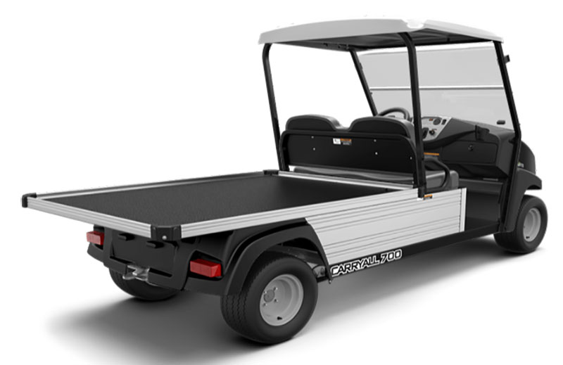 2019 Club Car Carryall 700 Facilities-Engineering Vehicle with Tool Box System Electric in Aulander, North Carolina - Photo 2