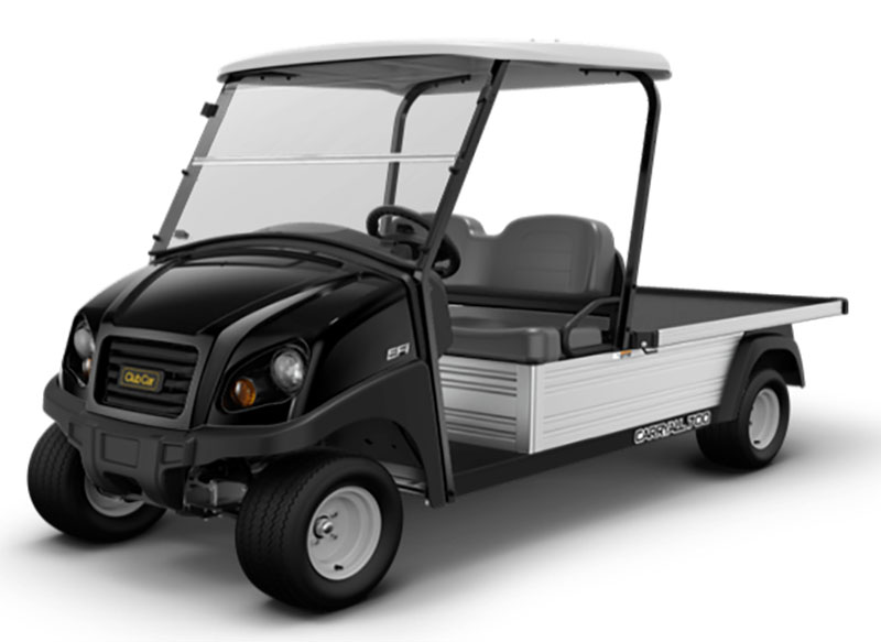 2019 Club Car Carryall 700 Facilities-Engineering Vehicle with Tool Box System Gas in Otsego, Minnesota