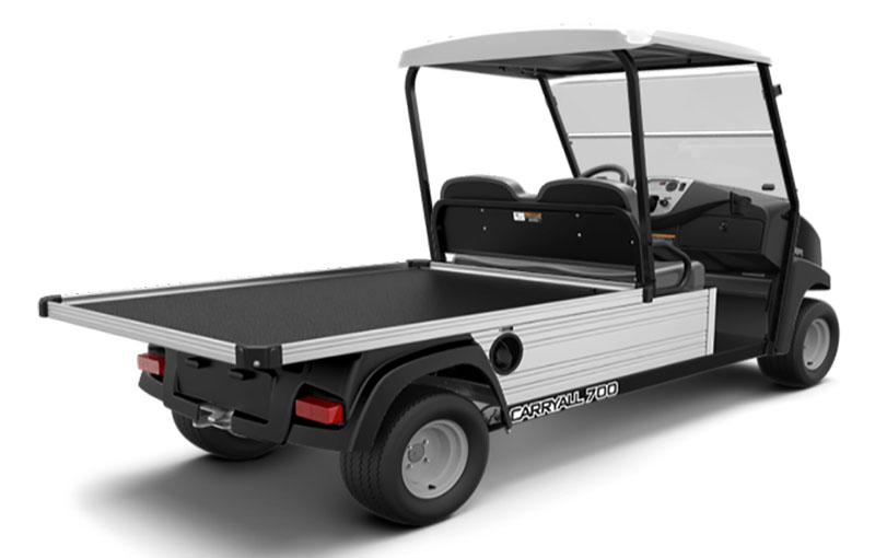 2019 Club Car Carryall 700 Facilities-Engineering Vehicle with Tool Box System Gas in Kerrville, Texas - Photo 2