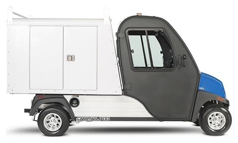 2019 Club Car Carryall 700 Facilities-Engineering Vehicle with Tool Box System Electric in Brazoria, Texas