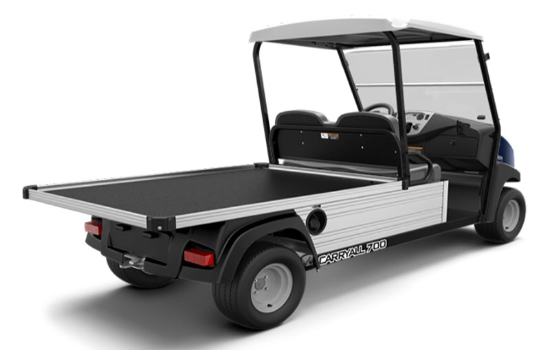 2019 Club Car Carryall 700 Facilities-Engineering Vehicle with Tool Box System Gas in Lakeland, Florida - Photo 2