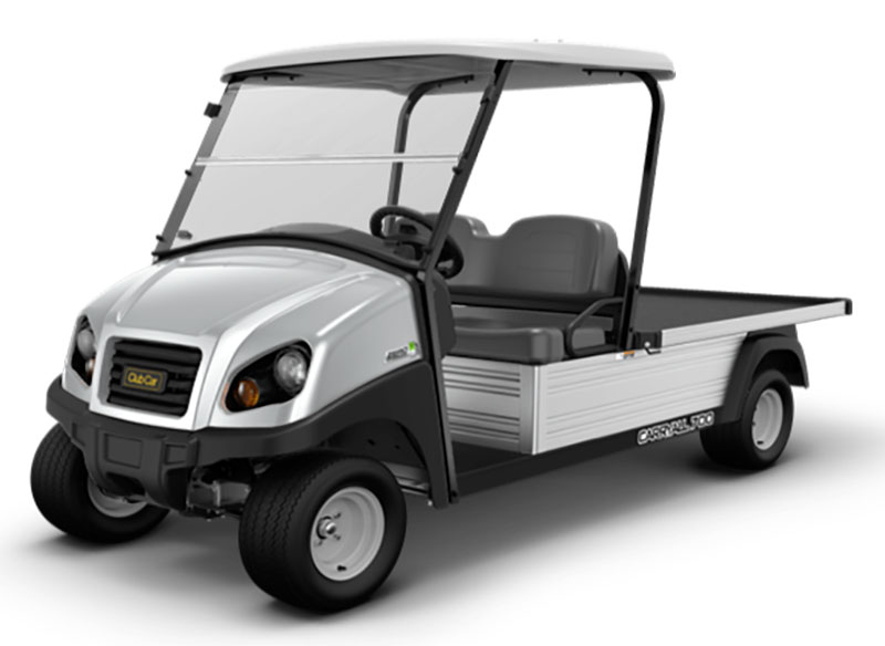 2019 Club Car Carryall 700 Facilities-Engineering Vehicle with Tool Box System Electric in Aulander, North Carolina - Photo 1