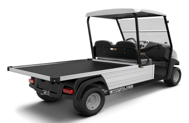 2019 Club Car Carryall 700 Facilities-Engineering Vehicle with Tool Box System Electric in Douglas, Georgia - Photo 2