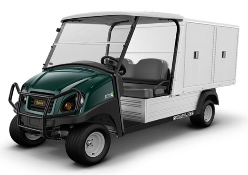 2019 Club Car Carryall 700 Facilities-Engineering with Van Box System Electric in Aulander, North Carolina - Photo 1