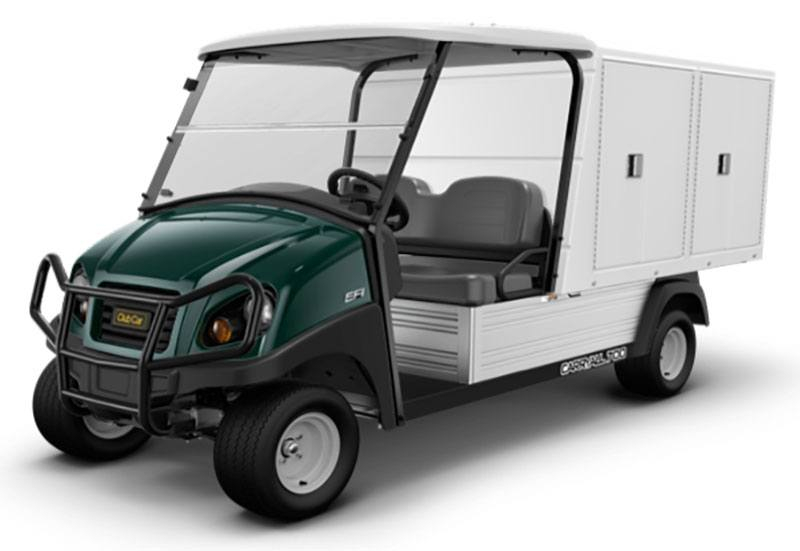 2019 Club Car Carryall 700 Facilities-Engineering with Van Box System Gas in Bluffton, South Carolina - Photo 1
