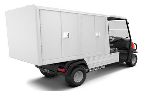 2019 Club Car Carryall 700 Facilities-Engineering with Van Box System Electric in Aitkin, Minnesota