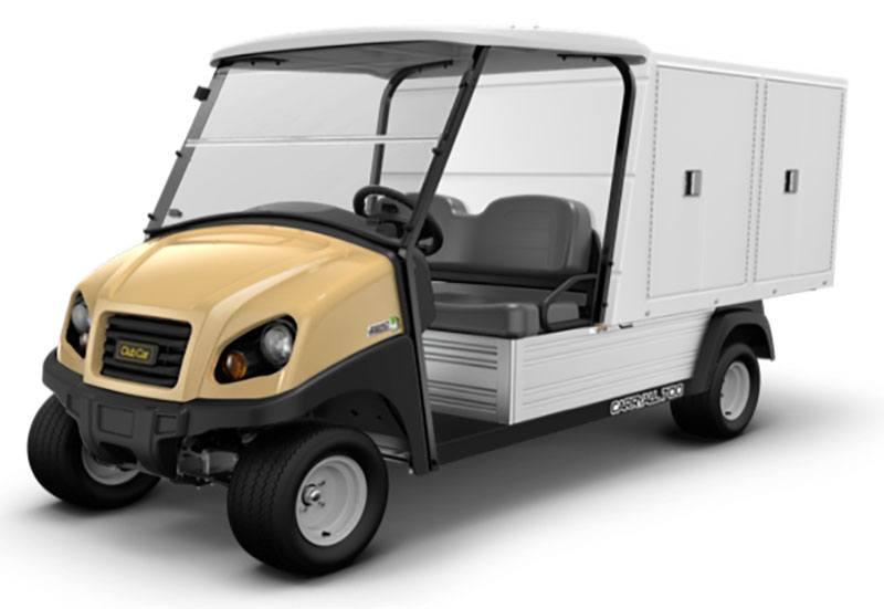 2019 Club Car Carryall 700 Food Service Electric in Lakeland, Florida - Photo 1