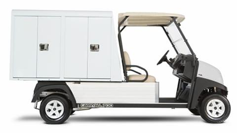 2019 Club Car Carryall 700 Food Service Electric in Aitkin, Minnesota