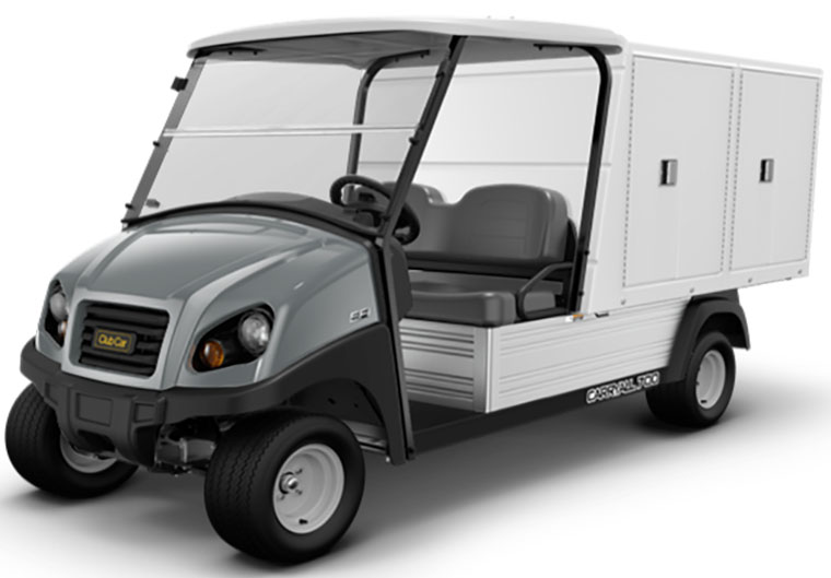 2019 Club Car Carryall 700 Food Service Electric in Aulander, North Carolina - Photo 1