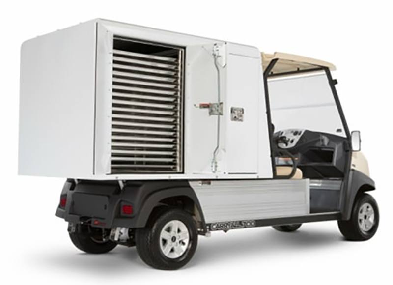 2019 Club Car Carryall 700 Food Service Gas in Lakeland, Florida - Photo 4