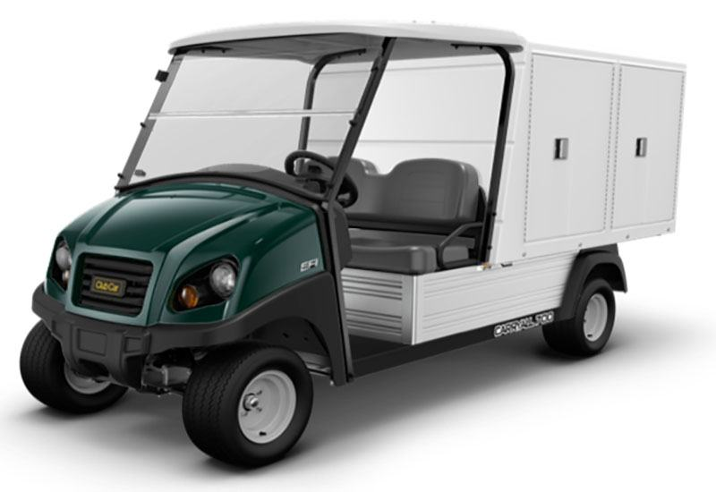 2019 Club Car Carryall 700 Food Service Gas in Lakeland, Florida - Photo 1