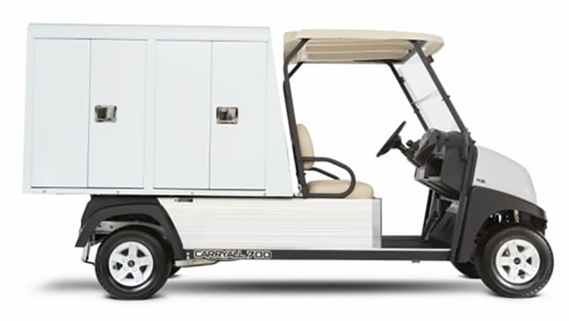 2019 Club Car Carryall 700 Food Service Gas in Lakeland, Florida - Photo 3