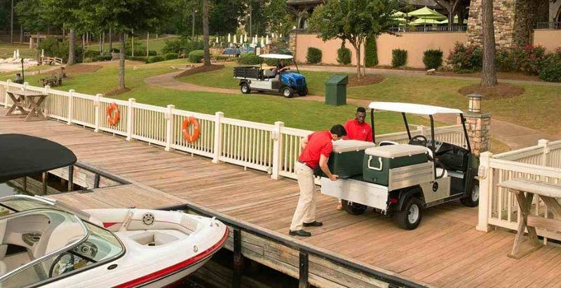 2019 Club Car Carryall 700 Gasoline in Lakeland, Florida - Photo 3