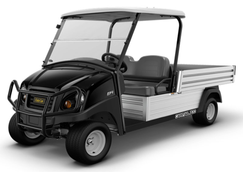 2019 Club Car Carryall 700 Grounds Maintenance with Hose Reel Gas in Kerrville, Texas