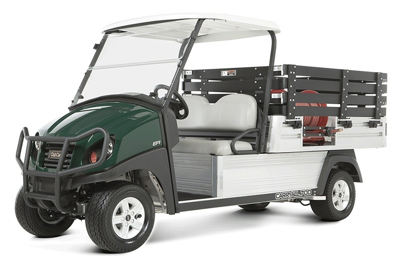 2019 Club Car Carryall 700 Grounds Maintenance with Hose Reel Gas in Lakeland, Florida