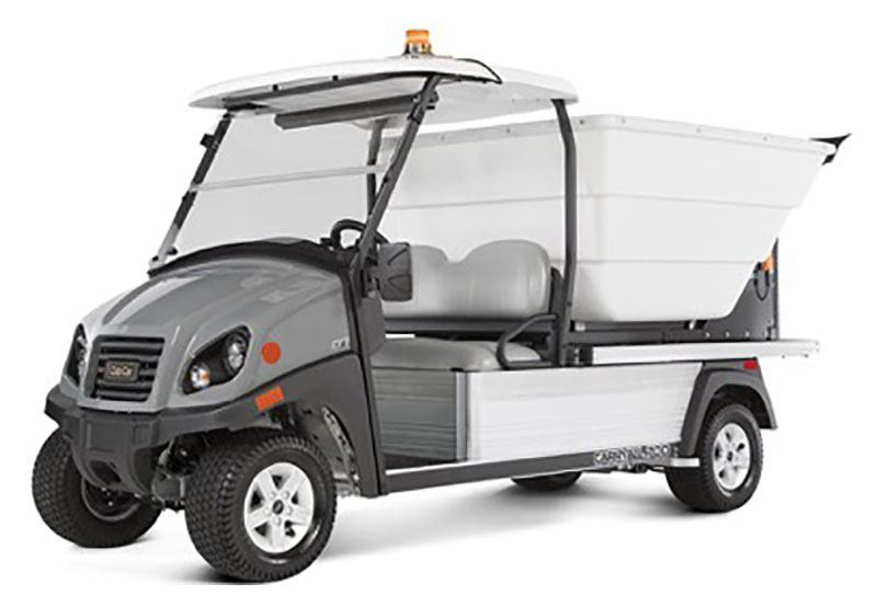 2019 Club Car Carryall 700 High-Dump Refuse Removal Electric in Brazoria, Texas