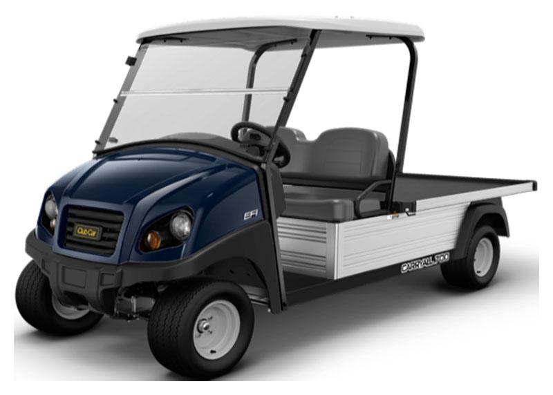 2019 Club Car Carryall 700 High-Dump Refuse Removal Electric in Kerrville, Texas - Photo 1
