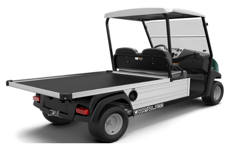 New 2019 Club Car Carryall 700 High Dump Refuse Removal