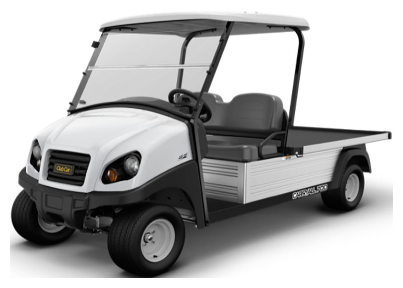 2019 Club Car Carryall 700 High-Dump Refuse Removal Electric in Douglas, Georgia