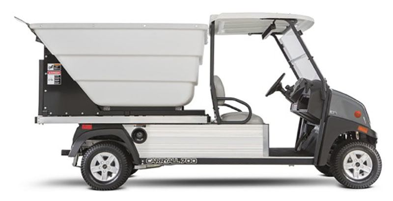 2019 Club Car Carryall 700 High-Dump Refuse Removal Gas in Kerrville, Texas