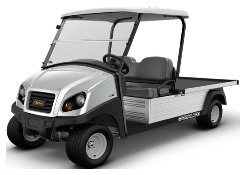 2019 Club Car Carryall 700 High-Dump Refuse Removal Gas in Bluffton, South Carolina - Photo 1