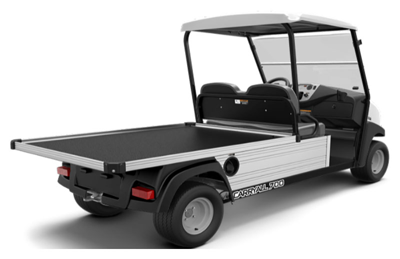 2019 Club Car Carryall 700 High-Dump Refuse Removal Gas in Bluffton, South Carolina