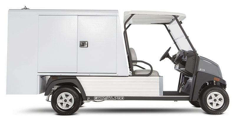 2019 Club Car Carryall 700 Housekeeping Electric in Douglas, Georgia - Photo 4