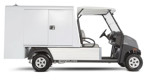 2019 Club Car Carryall 700 Housekeeping Gas in Lakeland, Florida