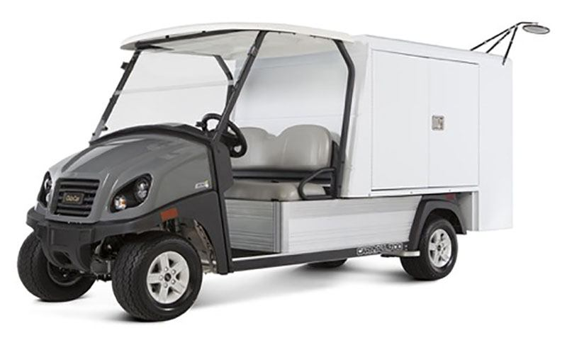 2019 Club Car Carryall 700 Housekeeping Gas in Brazoria, Texas