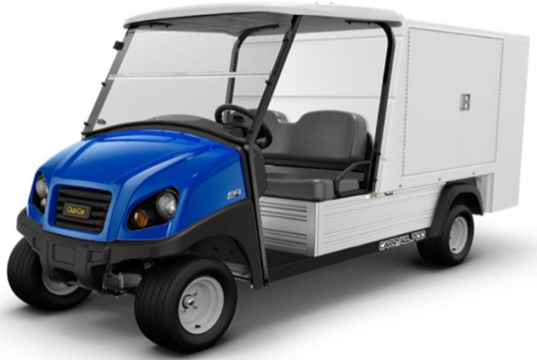 2019 Club Car Carryall 700 Housekeeping Gas in Bluffton, South Carolina - Photo 1