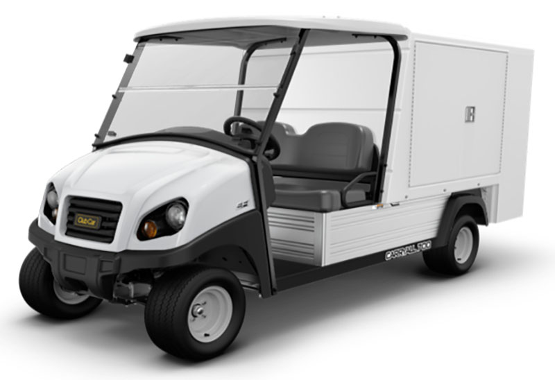 2019 Club Car Carryall 700 Housekeeping Gas in Aulander, North Carolina - Photo 1