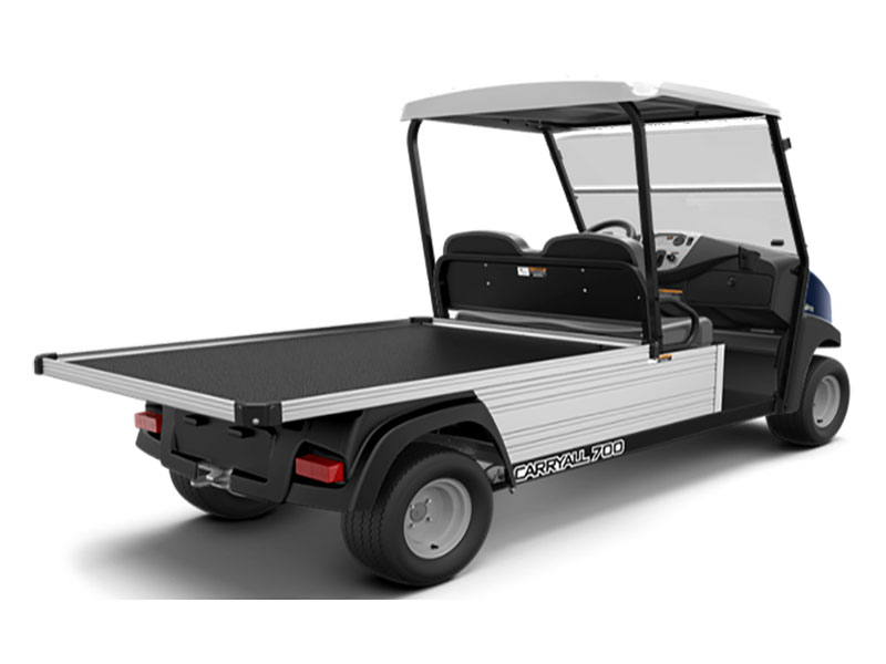 2019 Club Car Carryall 700 Refuse Removal Electric in Lakeland, Florida - Photo 2