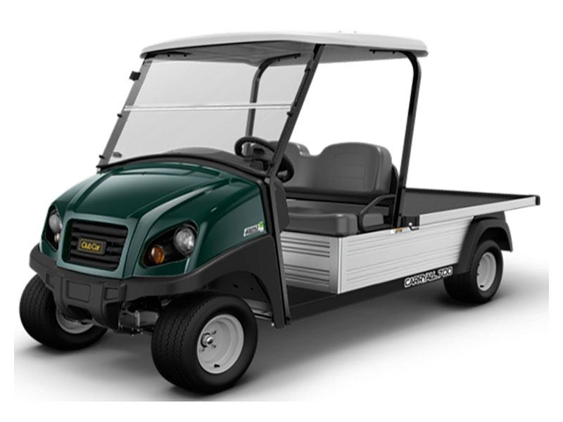2019 Club Car Carryall 700 Refuse Removal Electric in Lakeland, Florida - Photo 1