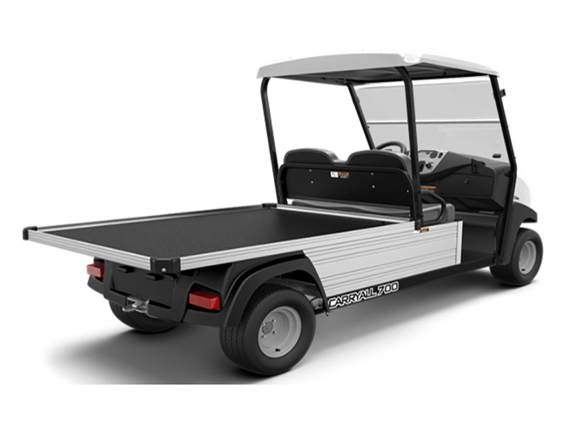 2019 Club Car Carryall 700 Refuse Removal Electric in Kerrville, Texas - Photo 2